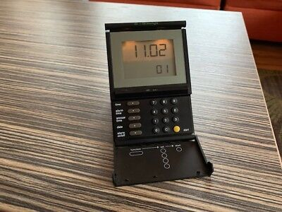Braun time control clock alarm radio controlled 3877 DB Made in Germany