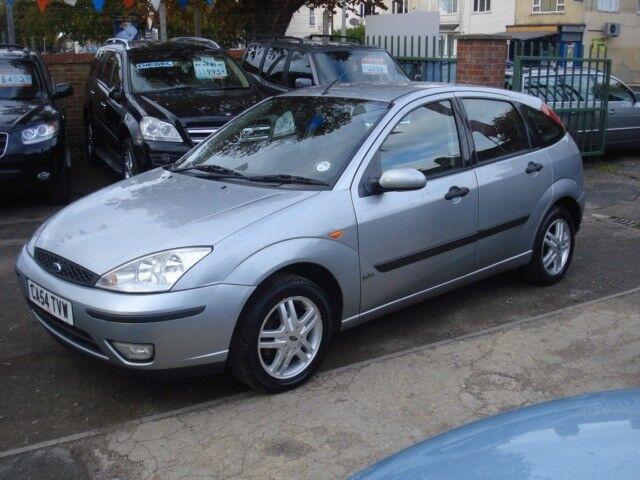 Ford FOCUS, 1.6 Zetec 5dr, 2005 model, Full MOT, Low mileage Auto