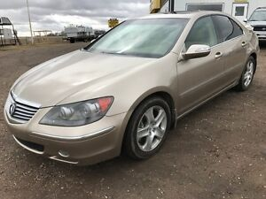 2005 Acura RL AWD Fully appointed.  SPECIAL $7443!!