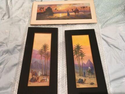 Egyptian Scenes