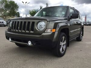 2016 Jeep Patriot HIGH ALTITUDE AWD Accident Free,  Leather,  He