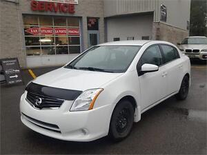 2011 Nissan Sentra 2,0 S 60,000 KM CERTIFIE (GARANTIE 1 ANS INCL