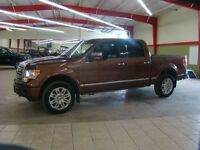 2011 Ford F-150 Platinum 4x4 5.0L Local Just In Must See