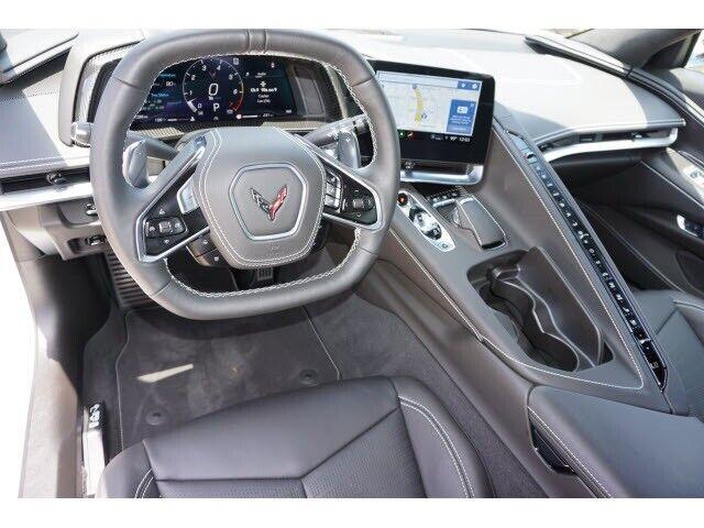 2021 Silver Chevrolet Corvette Stingray    C7 Corvette Photo 4