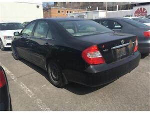 2003 TOYOTA CAMRY AUTOMATIQUE LE CLIMATISEE 4 CYLINDRES