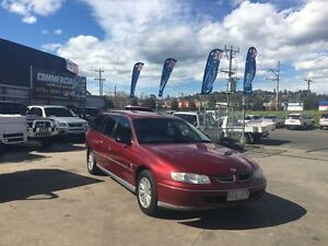 2000 Holden Commodore Vtii Executive 4 Speed Automatic Wagon Lilydale Yarra Ranges Preview