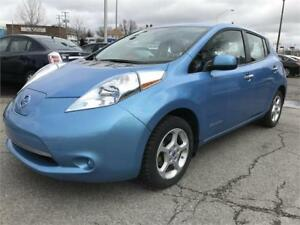 2014 Nissan Leaf SV TECH PACK NAVI SEIGES CHAUFFANTS