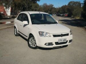 2011 Proton S16 BLM GX White 4 Speed Automatic Sedan Mile End South West Torrens Area Preview
