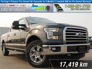 2016 Ford F-150 XLT XTR One Owner   Navigaton