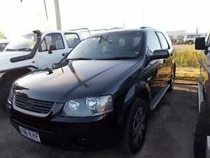 2004 Ford Territory Wagon Mount Louisa Townsville City Preview