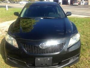 2007 Toyota Camry SE,LEATHER,SUNROOF,AC,PW,CERTIFIED E-TEST