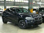 2015 BMW X6 F16 xDrive50i Coupe 5dr Steptronic 8sp 4x4 4.4TT Black Sports Automatic Wagon Port Melbourne Port Phillip Preview