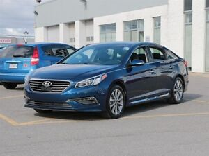 2016 Hyundai Sonata LIMITED West Island Greater Montréal image 4