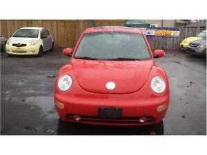 2004 BEETLE 5 SPEED WITH SAFETY EXCELLENT CONDITION