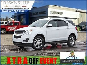 2014 Chevrolet Equinox LT - $11/Day