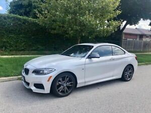 2016 BMW M235i xdrive lease takeover - LOW MTHLY PAYMENT