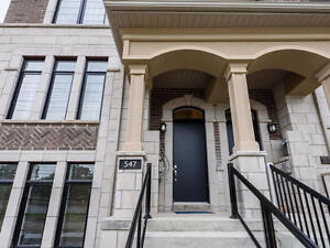 Carrville and Bathurst - Brand NEW - 3br townhouse - 3 parking