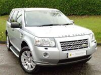 £0 DEPOSIT FINANCE(59)Land Rover Freelander 2 2.2 TD4e HSE 5dr***HUGE SPEC** 12 MONTH WARRANTY