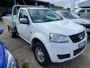 2012 Great Wall V240 K2 MY12 4x2 5 Speed Manual Cab Chassis Wickham Newcastle Area Preview