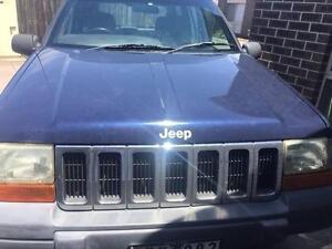 1996 Jeep Grand Cherokee Wagon Patterson Lakes Kingston Area Preview