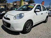 2011 NISSAN MICRA ST HATCH, AUTO, LOW KMS, BOOKS, REGO, SERVICED Penrith Penrith Area Preview
