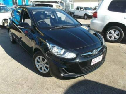 FROM ONLY $43 P/WEEK* 2012 HYUNDAI ACCENT HATCH Invermay Launceston Area Preview