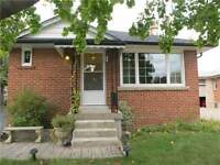 Spacious Detached Home In Highly Desired Area