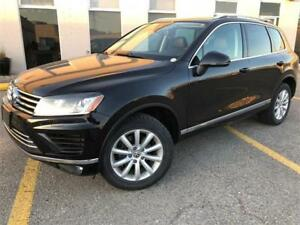 2015 Volkswagen Touareg TDI Diesel **Only 42,128km** LOADED