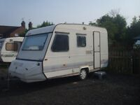 1996 coachman Adria 4 berth caravan