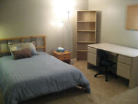 FEMALE STUDENT HOUSE, furnished, all utilities, 1 BUS to UWO