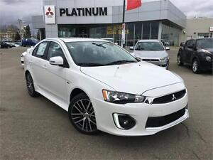 2016 Mitsubishi Lancer GTS Premium Package | 10 Year Warranty
