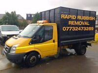 All North London SAME DAY RUBBISH REMOVAL - RELIABLE AND AFFORDABLE LOCAL WASTE CLEARANCE COMPANY