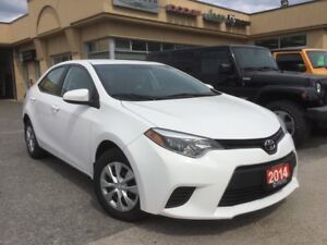 2014 Toyota Corolla CE - ACCIDENT FREE-GREAT COMMUTER CAR