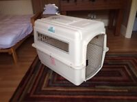 Dog Crate - nearly new