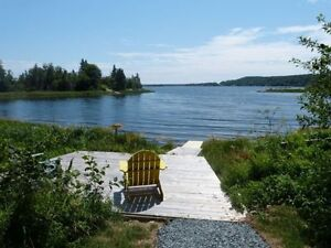 House Rental Opportunity w/ Oceanfront Property, Head of Jeddore