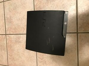 Sony PS3 with 2 games (battlefield 4 and Blackops 2)