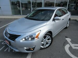 2013 NISSAN ALTIMA 3.5 SL LEATHER H-SEATS S-ROOF BOSE CAMERA 3.9