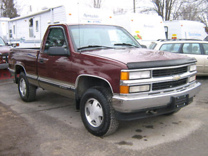 Looking for chevy project