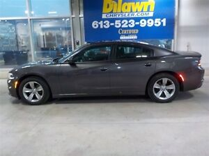 2016 Dodge Charger SXT WITH NAVI AND SUNROOF