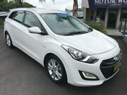2014 Hyundai i30 GD Tourer Active 1.6 GDi White 6 Speed Automatic Wagon Springwood Blue Mountains Preview