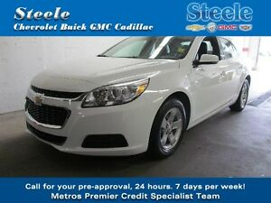2016 Chevrolet MALIBU LT GM Executive Buy Back