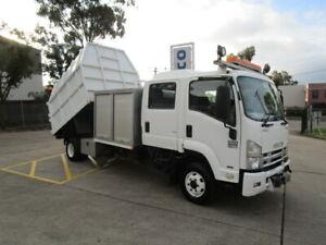 ** 2012 ISUZU FRR 600 PREMIUM CREW CAB WOOD CHIPPING TIPPER ** Arndell Park Blacktown Area Preview