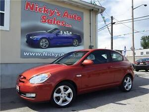 2008 Hyundai Accent GL, SPORT PKG, ALLOY WHEELS, SUNROOF, LOADED