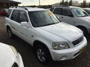 2000 Honda CR-V Wagon MAN, A/C, P/S Jewells Lake Macquarie Area Preview