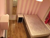 Single room with double bed - Streatham Hill