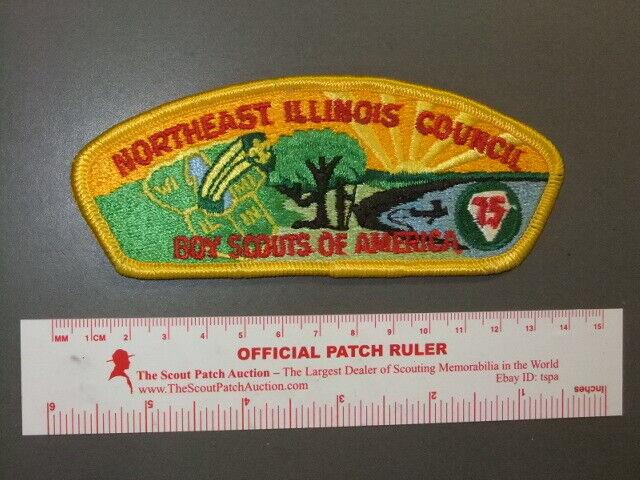 Boy Scout CSP Northeast Illinois C S-A 5044W