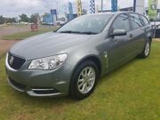2014 Holden Commodore VF MY14 Evoke Sportwagon Grey 6 Speed Sports Automatic Wagon Berrimah Darwin City Preview