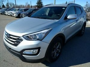 2016 Hyundai Santa Fe Sport Sport AWD Heated Front and rear Seat