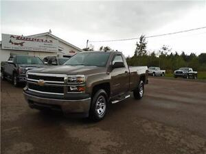2014 SILVERADO REGULAR CAB 4X4!!!!!!!!!!!