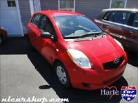 2007 Toyota Yaris auto A/C P/W inspected - nlcarshop.com